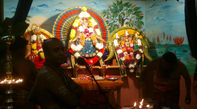 Tempelfestival i Aabenraa – Thiruvilar