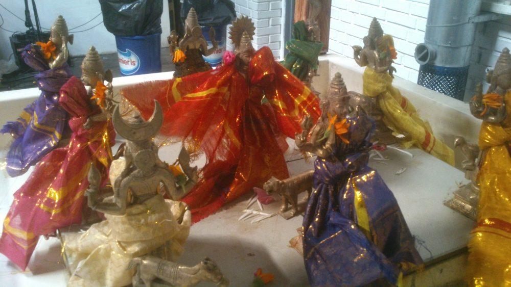 Tempel-bryllup