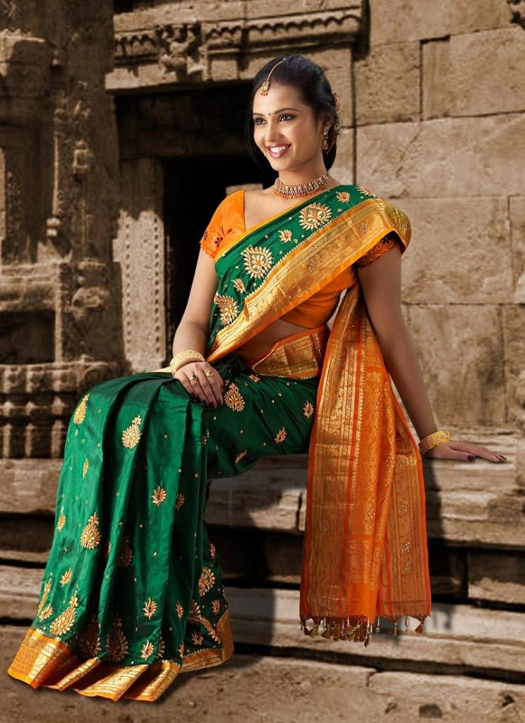 Gorgeous-Green-Pure-Silk-Saree-SABSDF1202-u