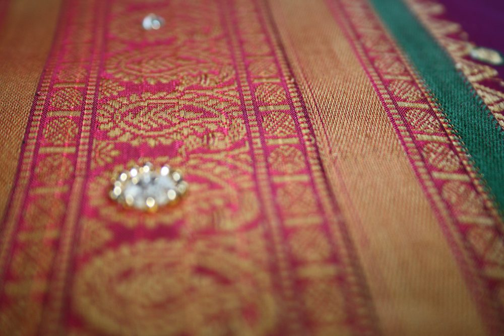 Hvad er en sari?