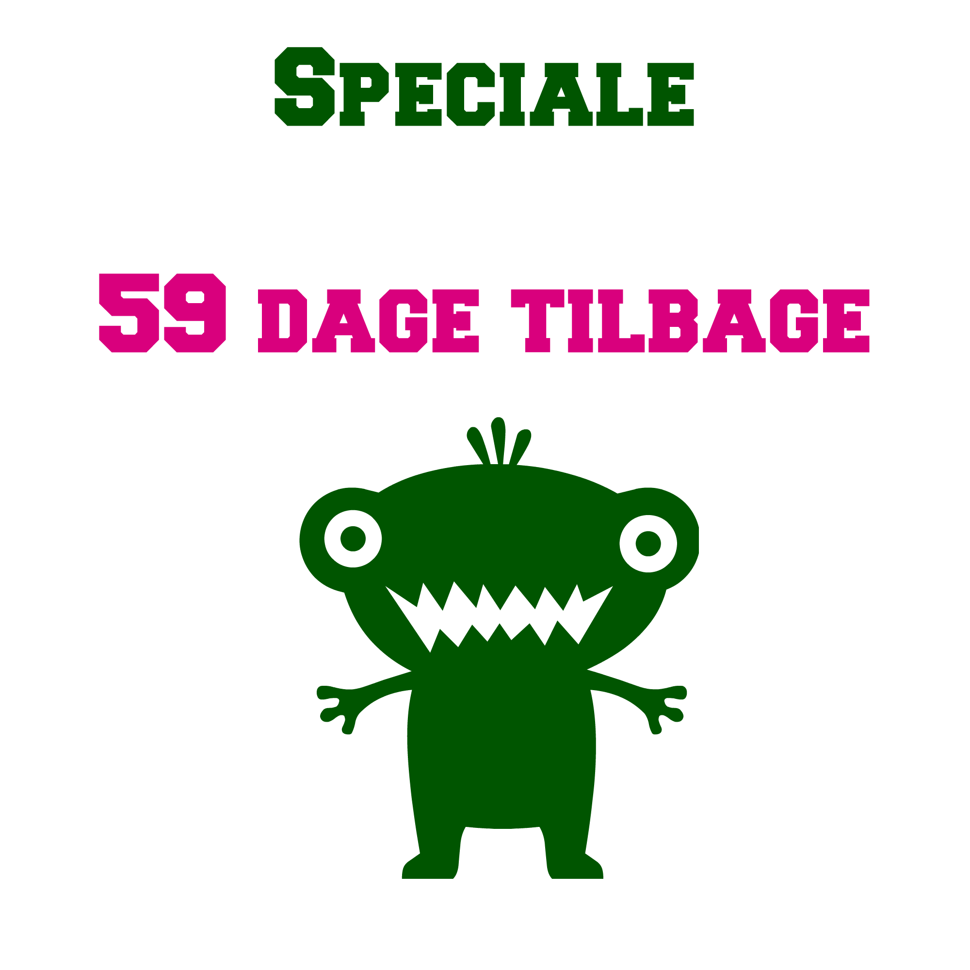 Speciale 59 dage