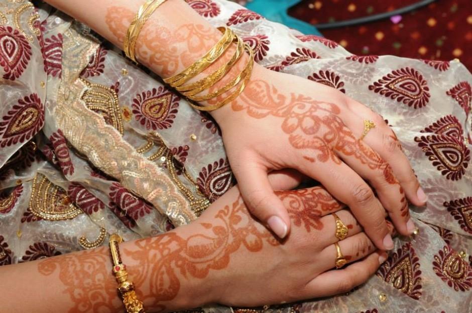 Henna, mehndi, maruthani